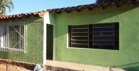 Alquilo Casa En Luque Sobre Ruta Asfaltada Rosario