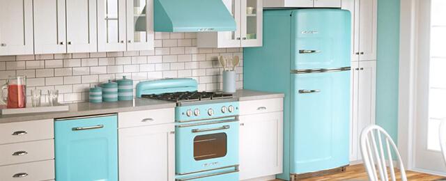 ¡Dejáte llevar por la nostalgia del estilo vintage y decora tu cocina!