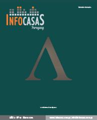 Revista InfoCasas, Número 15, Marzo 2016