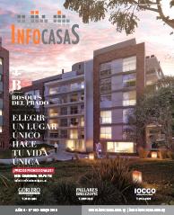 Revista Infocasas, Número 60, Mayo / Junio 2016