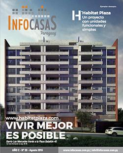 Revista InfoCasas, Número 20, Agosto 2016