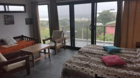 Loft Disfruta Libre Con Sabanas Sillas De Playa Wifi Grande Tv Etc