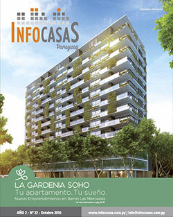 Revista InfoCasas, Número 22, Octubre 2016