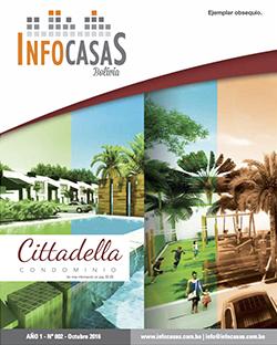 Revista InfoCasas, Número 02, Octubre 2016