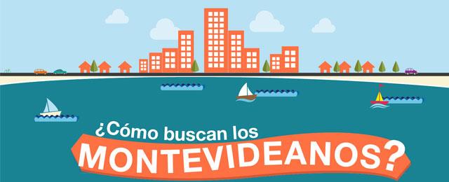Informe InfoCasas: así es el perfil de quien busca inmuebles en Montevideo