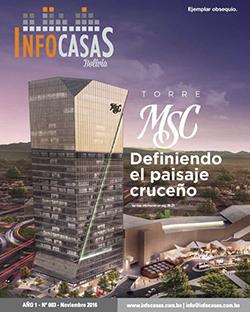 Revista InfoCasas, Número 03, Noviembre 2016