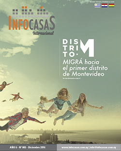 Revista InfoCasas, Número 65, Diciembre 2016
