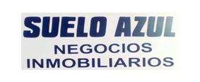 SUELO AZUL