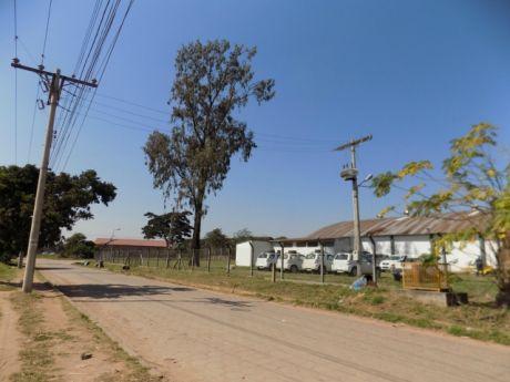 Terreno En Venta Parque Industrial