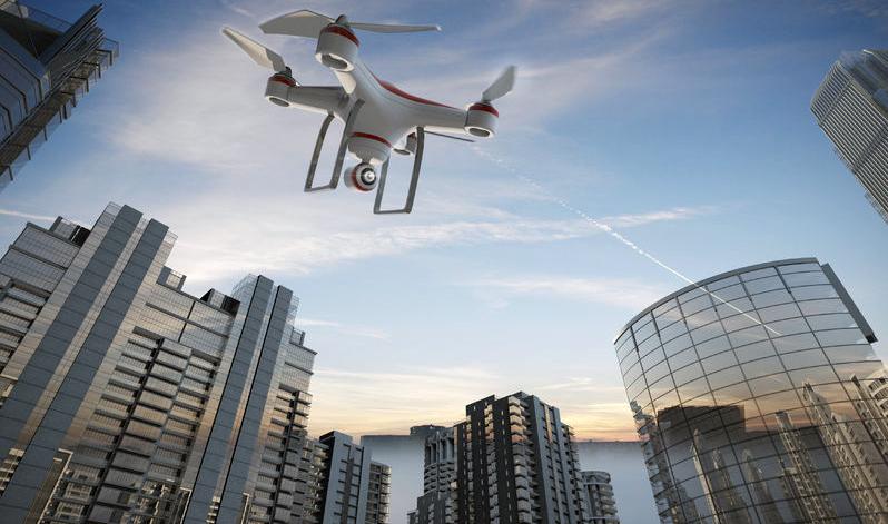 Fotos de drones para Real Estate