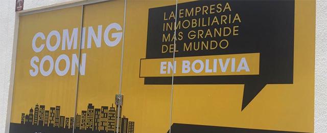 Llega Century 21 Bolivia, la red inmobiliaria líder en el mundo