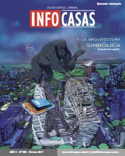 Revista InfoCasas, Numero 06, Febrero 2017
