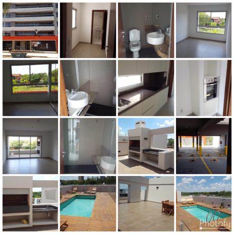 Departamento A Estrenar De 2 Dormitorios En Suite Zona Santa Teresa