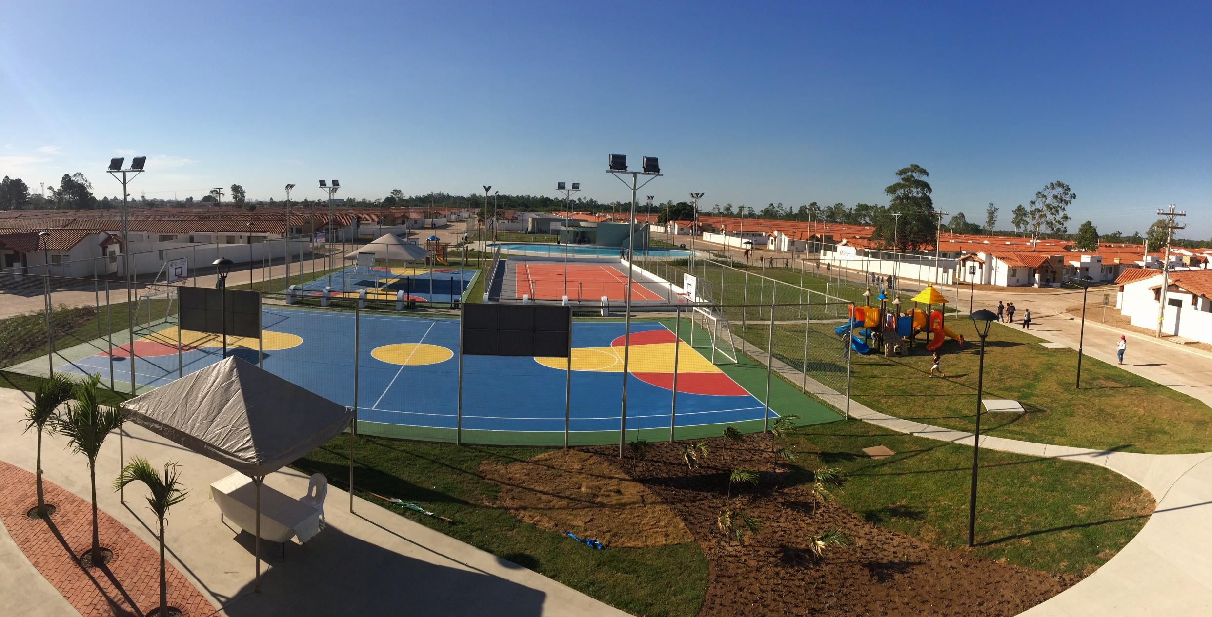Zonas de Santa Cruz para familias con niños