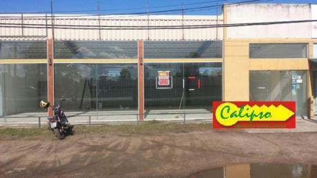 Local En Las Toscas Sur -sobre Ruta Interbalnearia- Inmobiliaria Calipso