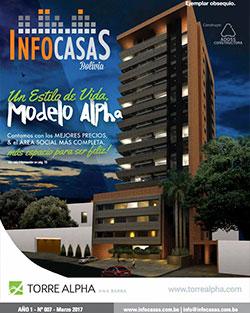 Revista InfoCasas, Número 07, Marzo 2017