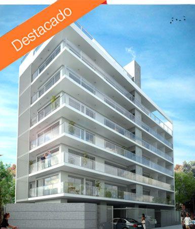 2 Dormitorios A Estrenar En Las Mercedes - Edificio Novecento - 201