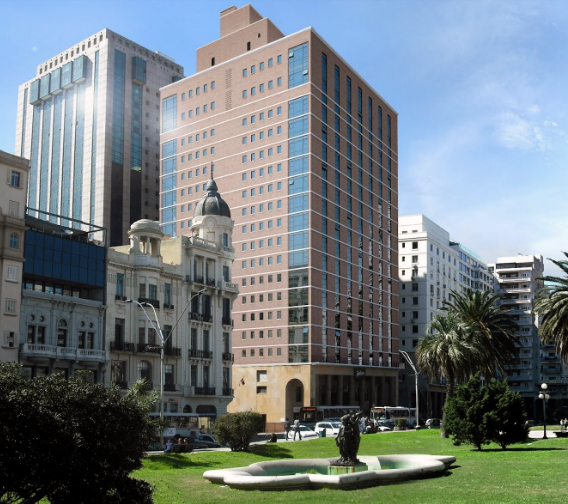 Hotel Radisson Victoria Plaza