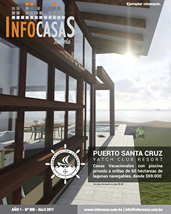 Revista InfoCasas, Número 8, Abril 2017