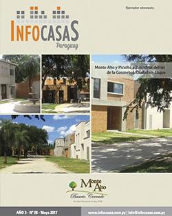 Revista InfoCasas, Número 28, Mayo 2017