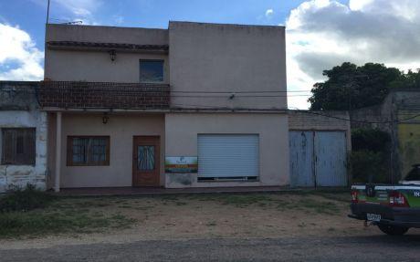 Casa En Dos Plantas En Pueblo Cufré