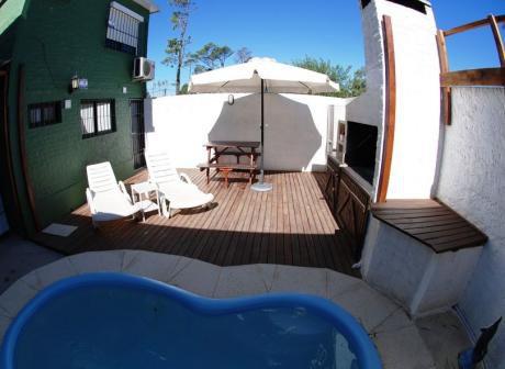 Duplex 2 Dormitorios - 2 BaÑos,parque Del Plata Sur - Arroyo Solis Chico -