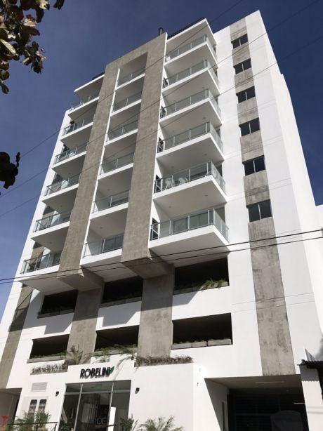 Alquilo Hermosos Dptos A Estrenar En Edificio Robelini San Vicente.