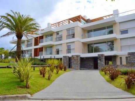 Moderno Apartamento De 3 Dormitorios Con Renta Para Venta En Carrasco
