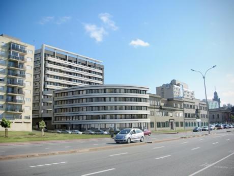 Apartamentos 1dorm. Sobre Rambla 100% Financiados, Sin Impuestos Ley 18795