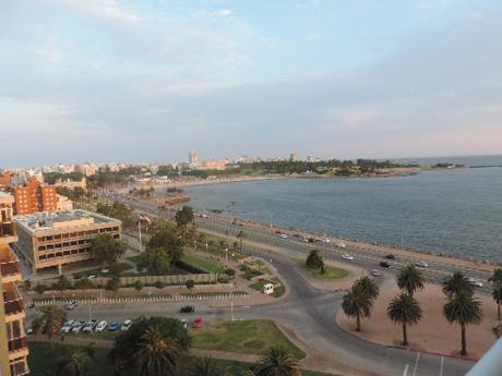 Vista Al Mar. Parque Rodo. Impecable.balcón, Alquila Gge.piscina+gym+bbcoa.