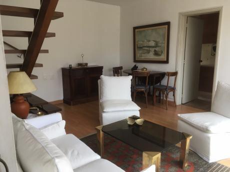 Alquiler Penthouse Duplex Pocitos 2 Dorm