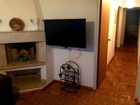 Precioso Apartamento En Alquiler Totalmente  Amueblado - Listo Para Entrar