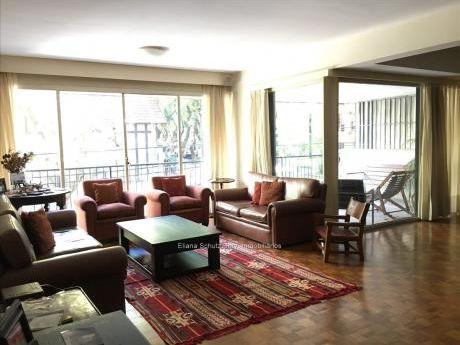 Venta Apartamento 3 Dormitorios Pocitos Garage