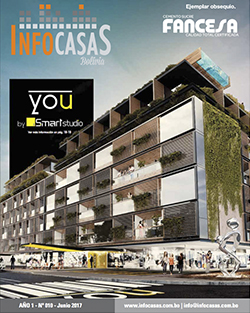 Revista InfoCasas, Número 10, Junio 2017