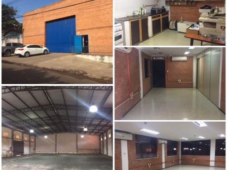 Deposito En Alquiler Zona Acceso Sur 1.400 M2