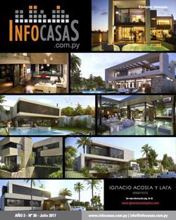 Revista InfoCasas Paraguay, Número 30, Julio 2017