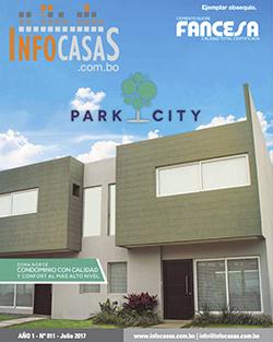 Revista InfoCasas Bolivia, Número 11, Julio 2017