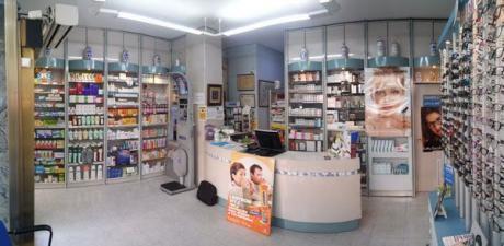 Farmacia En Tres Cruces