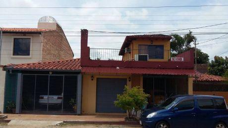 Casa En Venta Zona Parque Guazu