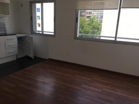 Alquier Apartamento Nuevo 1 Dormitorio En Pocitos