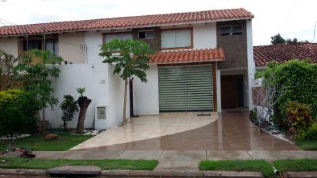 Hermosa Casa En Condominio Ciudad JardÍn