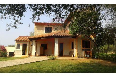 Alquilo Casa Amoblada En Altos