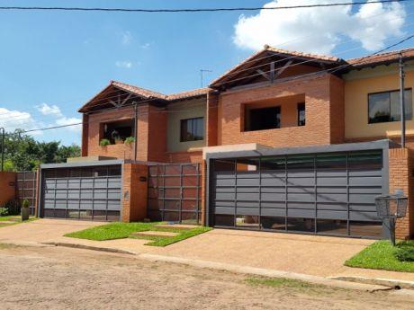 Usd. 165.000 Casa Nueva Zona Garden - Luque - Www.idr.com.py