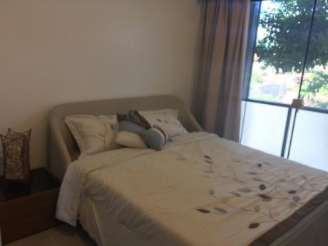 Alquilo Departamento Amoblado 2 Dorm. Villa Morra