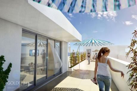 Giardino Di Francesca ~ Studio Compacto Con Terraza