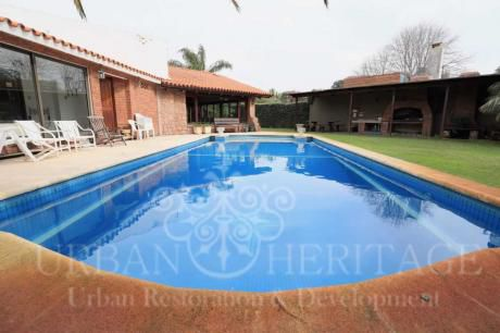 Carrasco Exclusive Home In The Best Location
