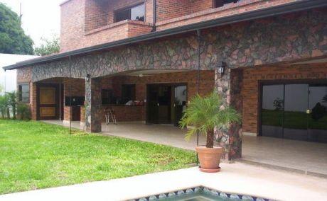 Alquilamos Lujosa Residencia A Estrenar !!!!  De 5 Dorm En Suite En Rakiura Country  !