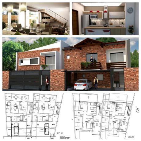 Vendo Casa Tipo Duplex En Luque