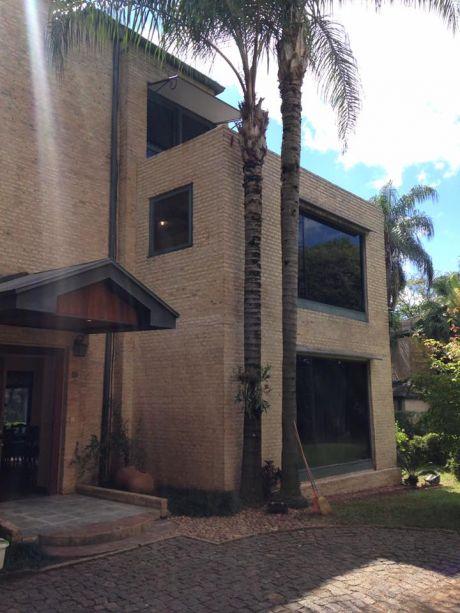Alquilo Casa En Condominio Mcal. Estigarribia - Zona Pindu