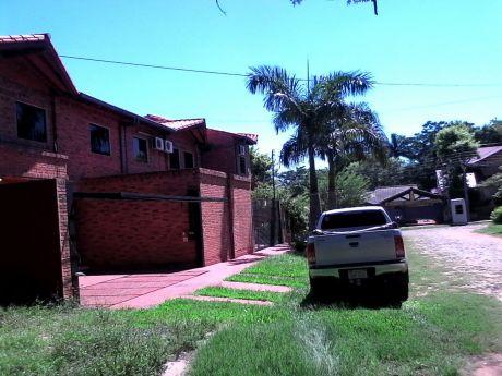 Duplex En Alquiler (luque)